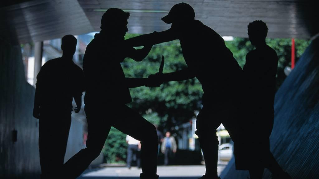 Das Opfer, selbst ein rücksichtsloser Schläger, wurde aus Rache brutal zusammengeschlagen. (Symbolbild)