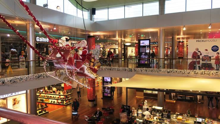 Hinter den Kulissen des Shoppi Tivoli in der Vorweihnachtszeit