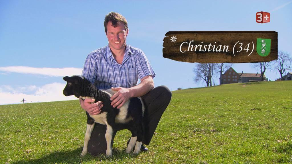 BAUER, LEDIG, SUCHT... ST14 - Portrait Christian (34)
