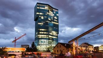 Der Prime Tower in Zürich markierte die Rückkehr der Hochhäuser in der Schweiz.