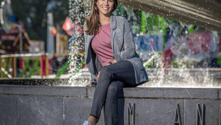 Wurde 2012 «das grösste Schweizer Talent»: Eliane Müller.