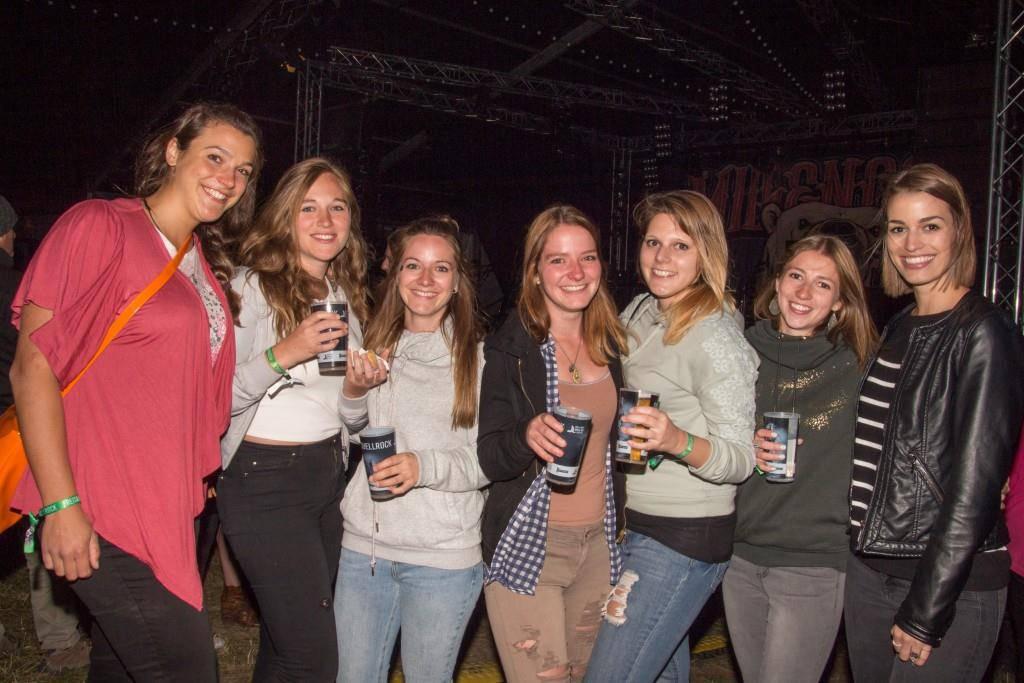 Der Freitag am Quellrock (© FM1Today/Stefanie Rohner)