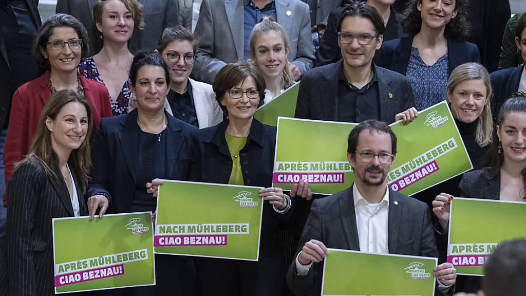 Die Grünen haben am Mittwoch einen Klimaplan vorgestellt, bei dem sie sich ehrgeizigere Ziele als der Bundesrat und das Parlament hinsichtlich der Reduzierung von Treibhausgasemissionen setzen. (Archivbild)