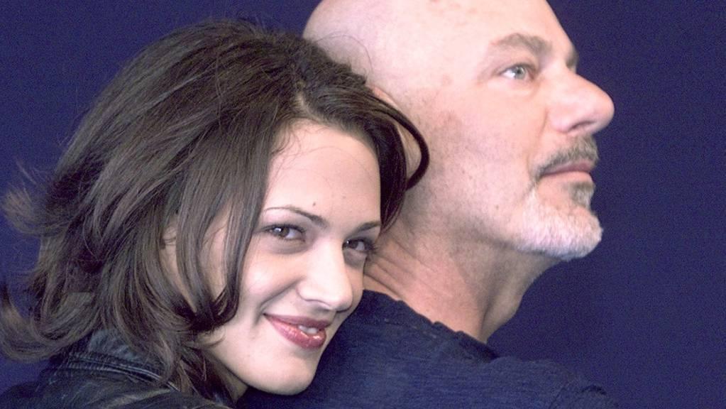 Die italienische Schauspielerin Asia Argento wirft dem amerikanischen Regisseur Rob Cohen vor, sie sexuell missbraucht zu haben. (Archivbild)