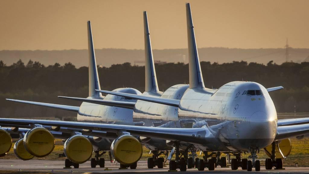 Lufthansa einigt sich mit Gewerkschaft UFO auf Sparpaket