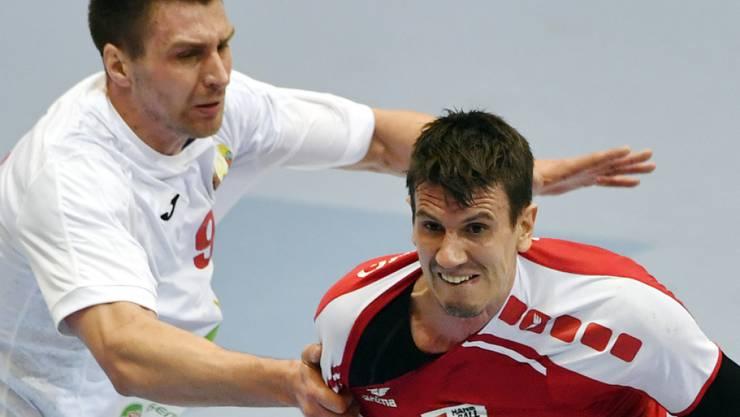 Andy Schmid ist der mit Abstand beste Schweizer Handballer