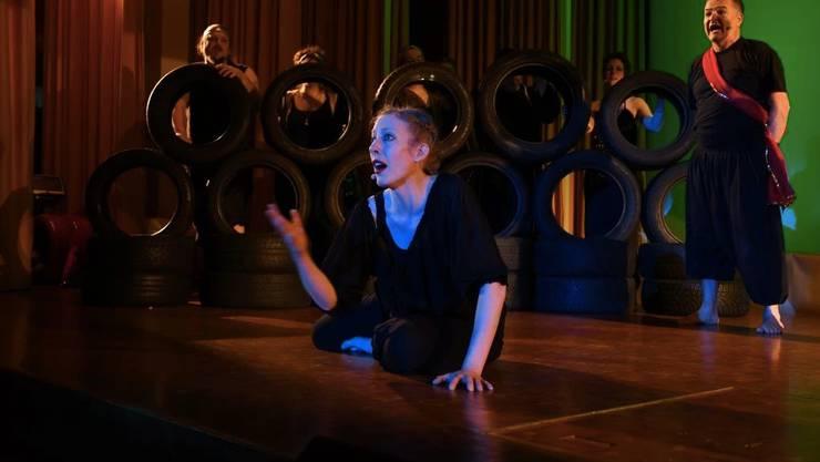 Sereina Gabathuler steht fürs Leben gerne auf der Musical-Bühne,...
