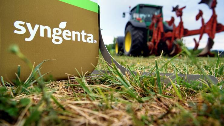 Bald nicht mehr im grünen Bereich? Die Schuldnerqualität von Syngenta. Keystone