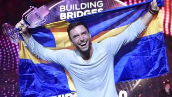 Måns Zelmerlöw gewinnt für Schweden den ESC 2015