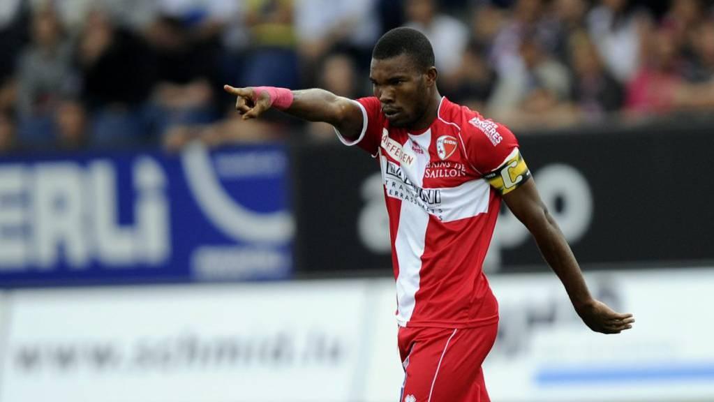 Geoffroy Serey Die spielte bereits von 2008 bis 2013 beim FC Sion und gewann mit den Wallisern zweimal den Cup.
