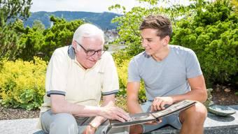 Die Jungwacht St. Sebastian wird 80 Jahre alt