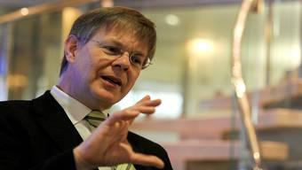 Die 13 brachte Gerhard Schafroth kein Glück: Sowohl als Regierungsratskandidat als auch bei der BLPK-Abstimmung unterlag er.