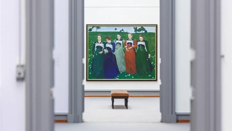 1958 wurde Cuno Amiet als Erster mit dem Solothurner Kunstpreis geehrt.