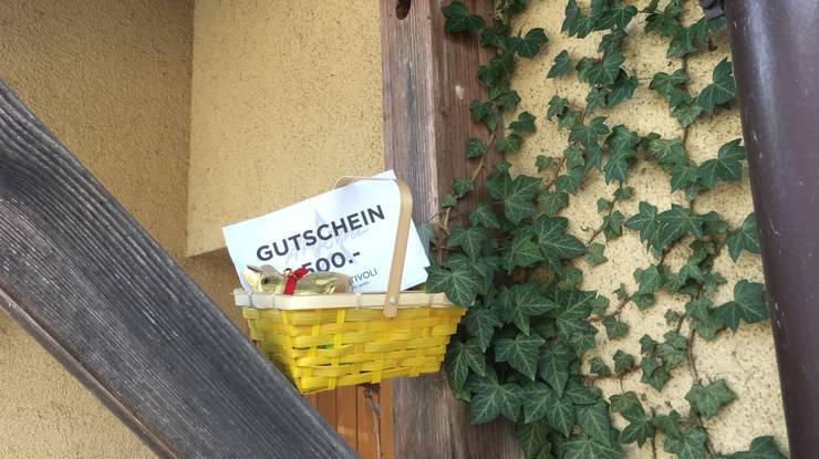 Das letzte Osternest ist im Freibad Schönwerd versteckt