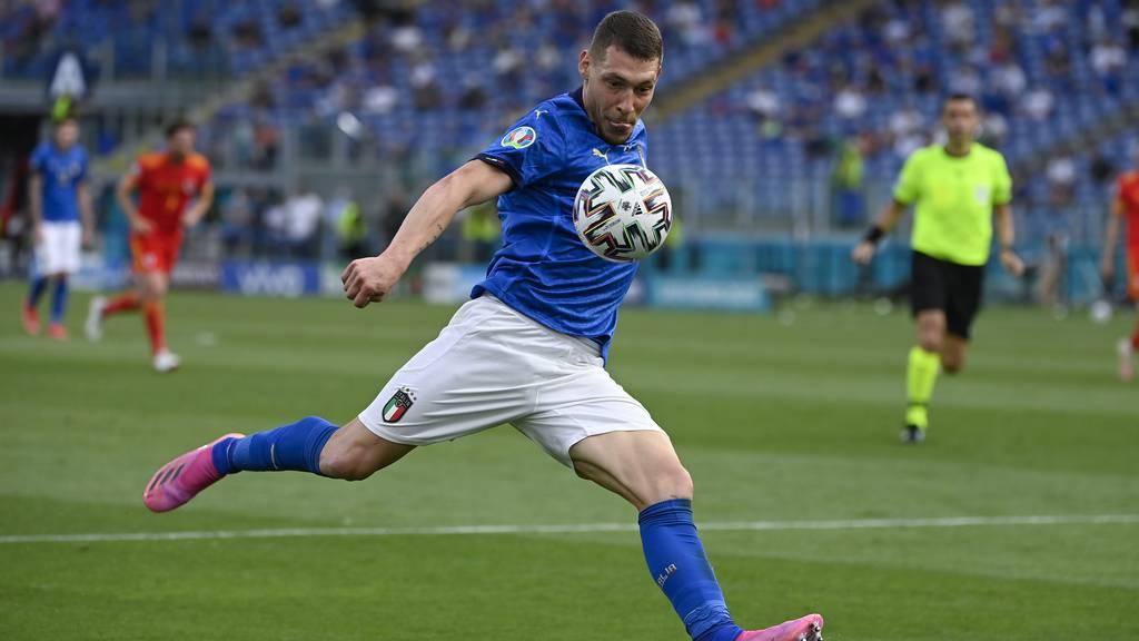 Spannung pur: Italien gewinnt mit 2:1 gegen Österreich
