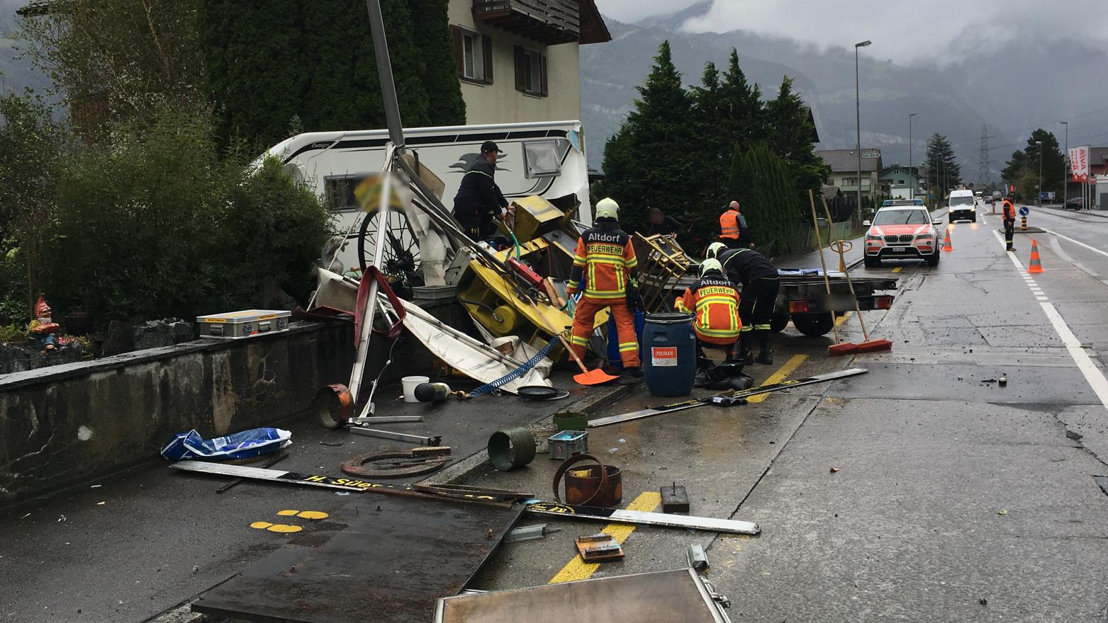 Unfall_Anhänger_Altdorf