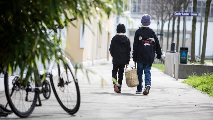 73 Prozent der Befragten finden, dass die Solidarität unter den Generationen kurzfristig zugenommen hat.