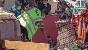 Die Menschen in der Provinz Cabo Delgado sind auf Ernährungshilfen angewiesen. 310000 sind vor dem Terror geflohen.