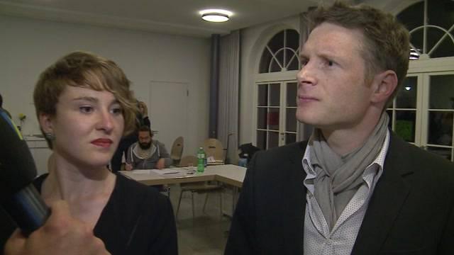 Irène Kälin vs. Jonas Fricker nach überraschender Nationalrats-Nomination