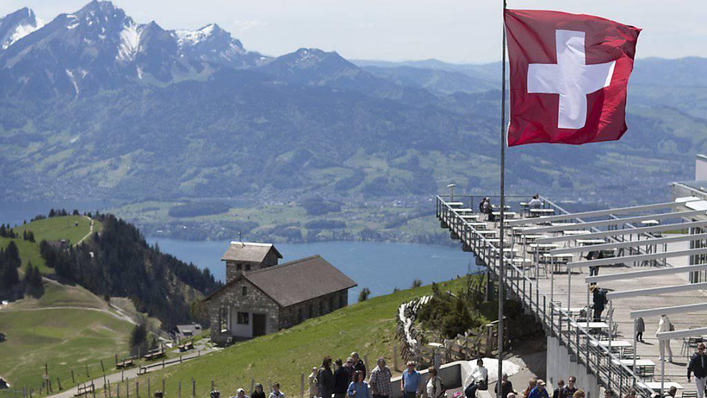 Die Schweizer Wettbewerbsfähigkeit ist weiterhin Weltspitze, das WEF sieht aber zunehmende Risiken.