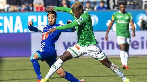 St.Gallen verliert gegen den bisher sieglosen FC Luzern 0:2