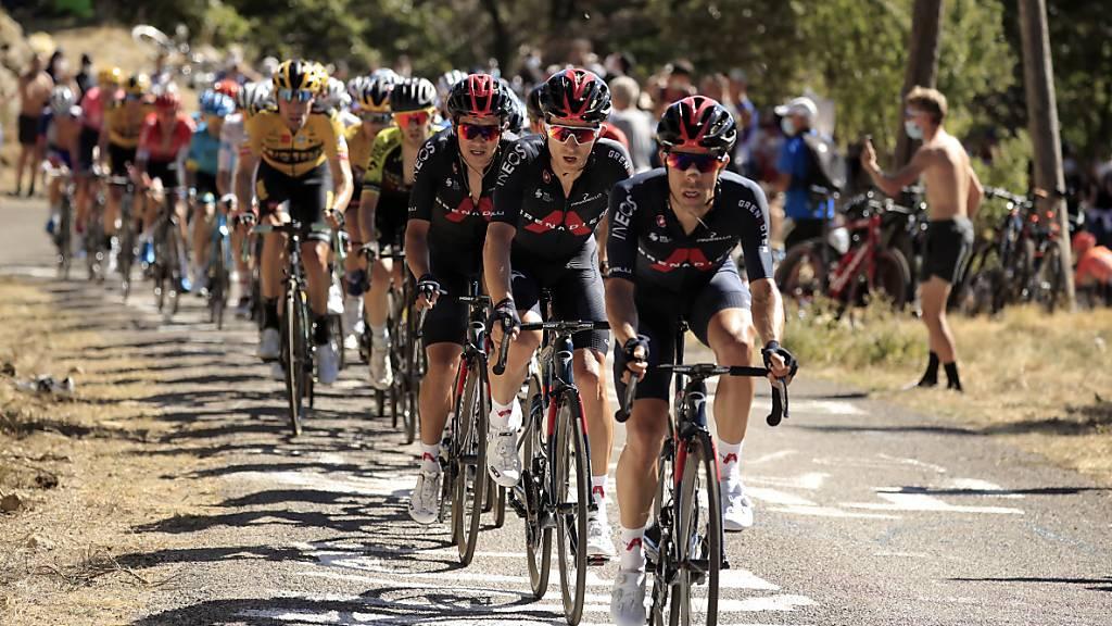 Jhonatan Narvaez feiert ersten Giro-Etappensieg solo
