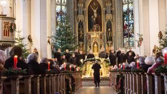 Villmergen Don Kosaken Pfarrkirche St. Peter und Paul