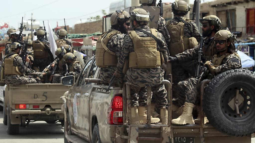 Umfrage: Mehrheit in USA sieht Ziele bei Afghanistan-Einsatz verfehlt