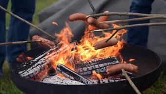 Zum Grillieren sollten nur noch fest eingerichtete Feuerstellen verwendet werden. (Symbolbild)