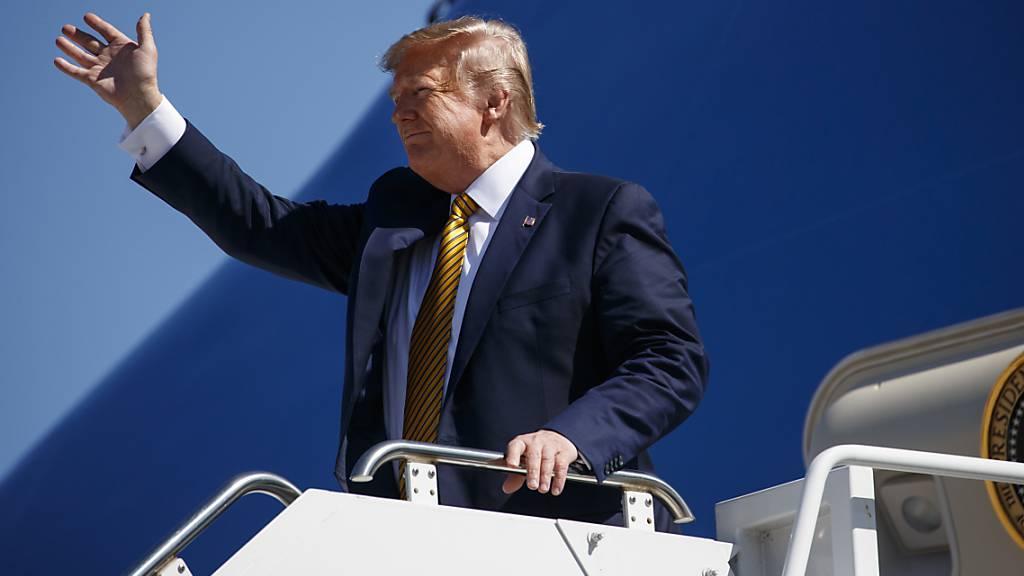 Trump bringt Personen für Bolton-Nachfolge ins Spiel
