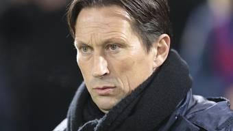 Roger Schmidt und Bayer Leverkusen bleiben auch nach dem 1:1 in Moskau in der Champions League ungeschlagen