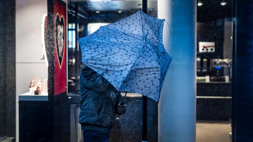 Sturmtief «Tomris» macht Platz für mildes Wochenende
