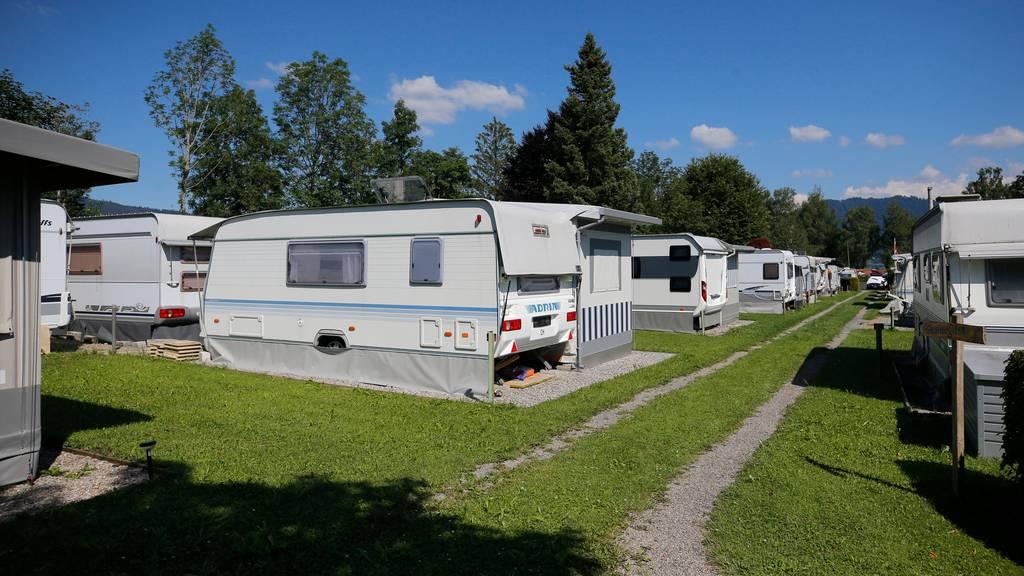 Campings fordern vom Bundesrat Gleichbehandlung