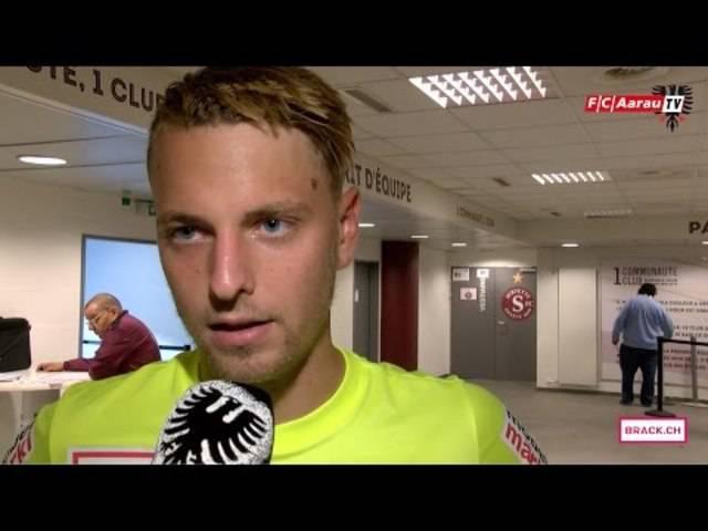 Servette FC - FC Aarau 1:0. Stimmen zum Spiel