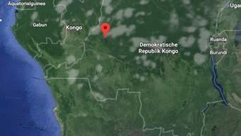 Das Unglück ereignete sich auf dem See Mai-Ndombe im Westen der Demokratischen Republik Kongo.