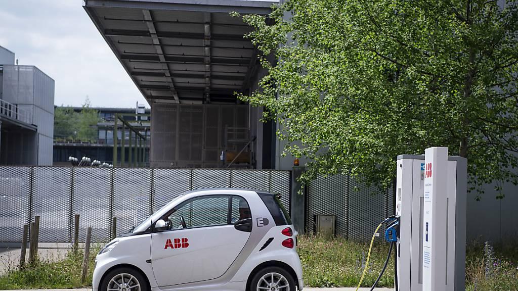 ABB will Fahrzeugflotte elektrifizieren und klimaneutral werden