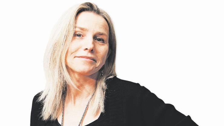 Astrologin Monica Kissling (53) - alias Madame Etoile.