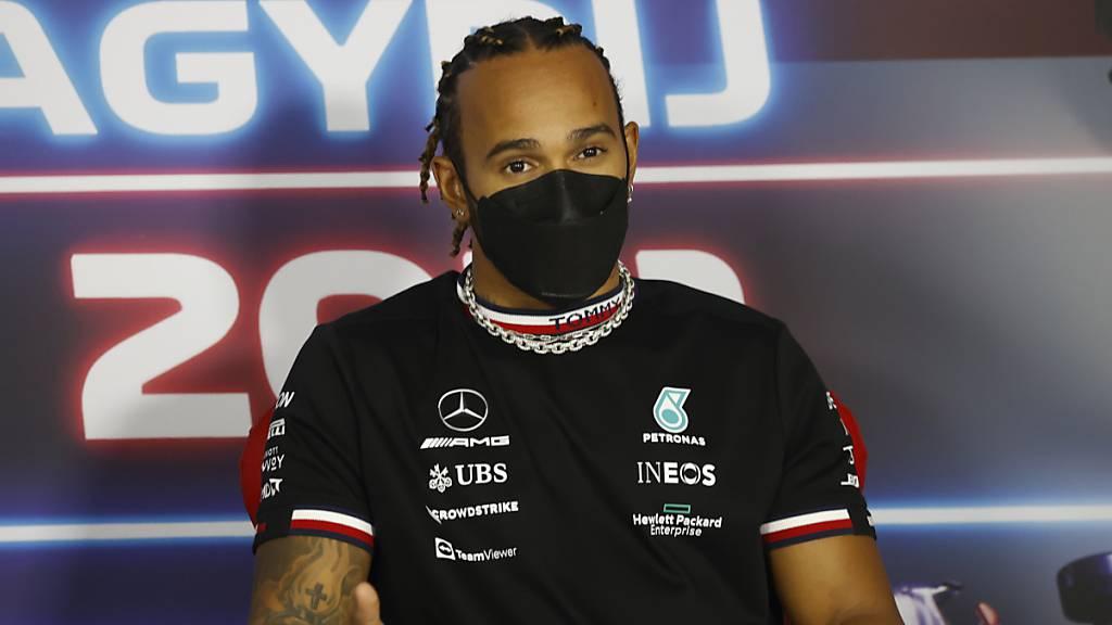 Keine (weitere) Strafe für Lewis Hamilton