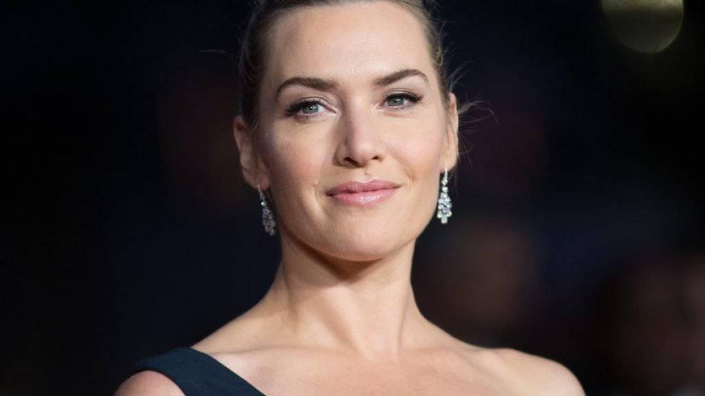 Kate Winslet redet gerne Klartext: So sprach die Schauspielerin in einer Talksendung ganz offen über ihre  Pinkelpannen (Archiv).