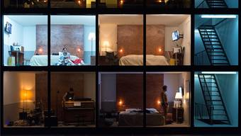 Simon Stones «Hotel Strindberg» steht beispielhaft für das internationale Renommee, welches das Theater Basel derzeit geniesst. Reinhard Maximilian Werner