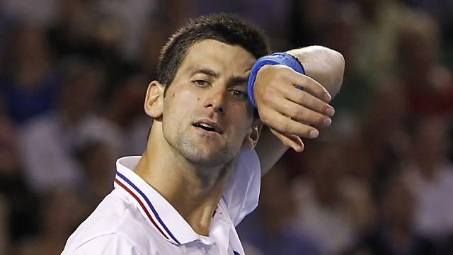 Novak Djokovic auch nach Pause stark