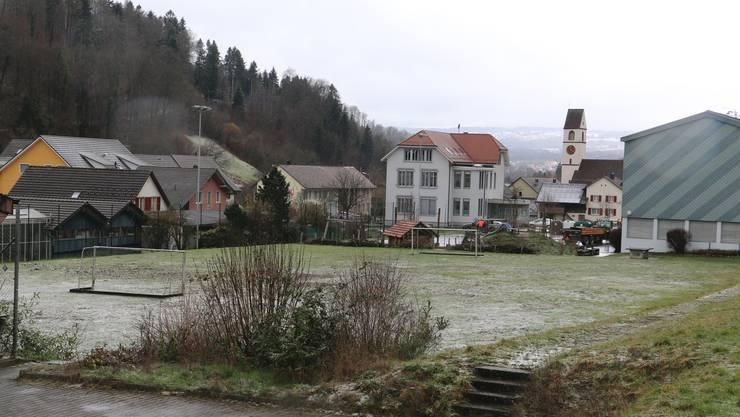 Der Gemeinderat plant eine Dreifach-Turnhalle und favorisiert als Standort das Areal neben dem Verwaltungszentrum in Mettau.