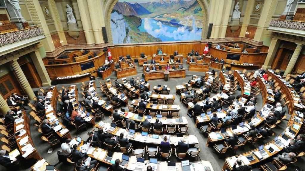 Die SVP ist die Siegerin der Nationalratswahlen vom Sonntag. Sie hat in der grossen Kammer 65 Mandate, so viele wie noch nie. (Symbolbild)