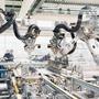 Die Maschinenbau-Branche ist von Wirtschaftsspionage besonders betroffen. (Symbolbild)