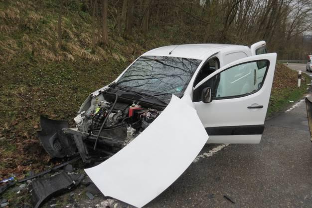 Der entstandene Sachschaden an den Fahrzeugen beträgt zirka 22'000 Franken.
