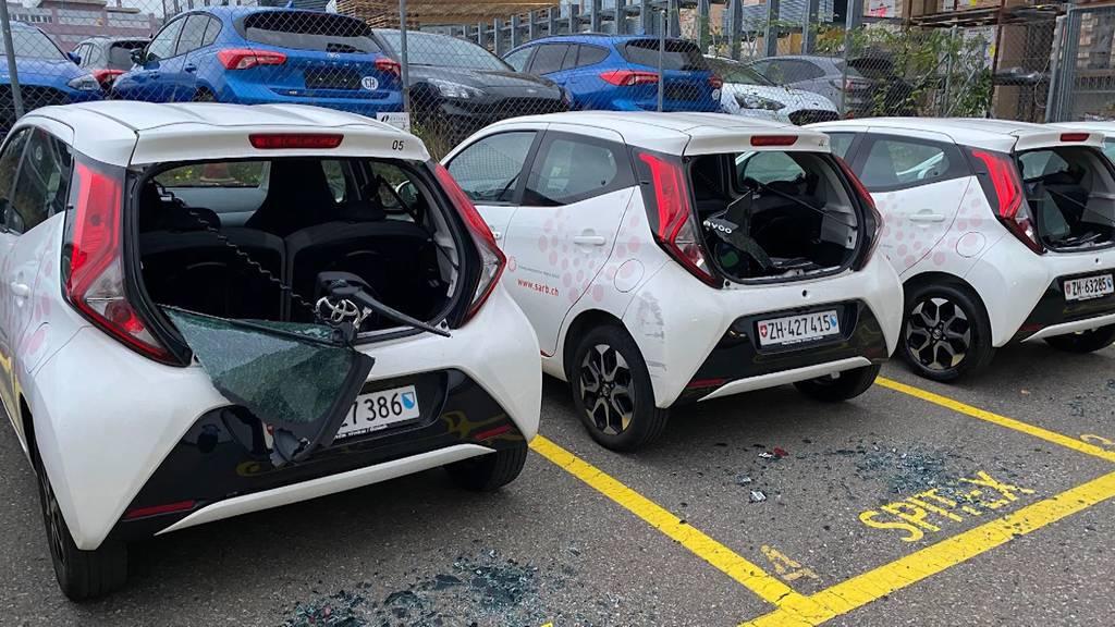 7 demolierte Spitex-Autos: Mitarbeiterinnen fürchten sich vor Vandalen