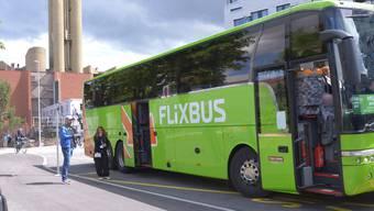 Das Baby kam an an Bord eines Flixbusses zur Welt, der zwischen Barcelona und Brüssel unterwegs war und von einem lokalen Buspartner in Frankreich betrieben wurde. (Symbolbild)