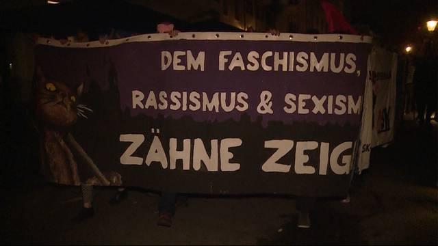 Solothurn duldet Antifa-Demo