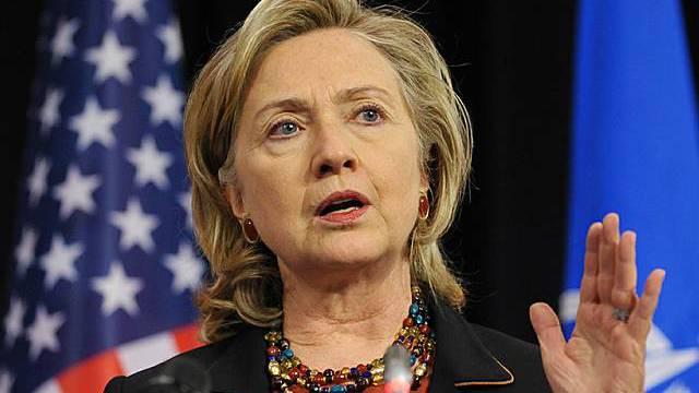 US-Aussenministerin Hillary Clinton warnte wegen Wikileaks diverse Regierungen vor. (Archiv)