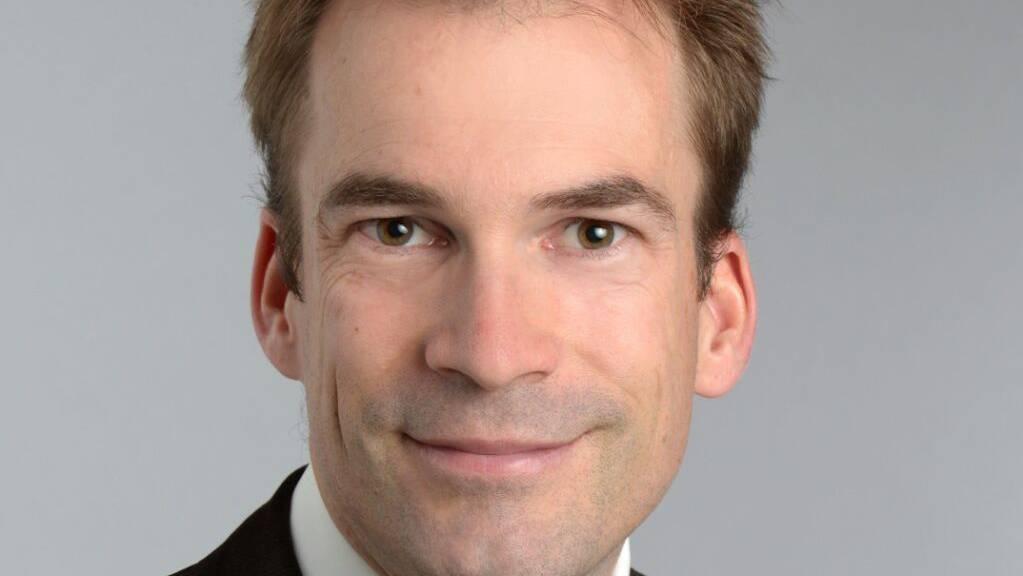 Der 44-jährige Peter Flux ist der neue Direktor des Historischen- und Völkerkundemuseums in St. Gallen.